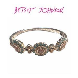 Gorgeous Betsey Johnson Bangle
